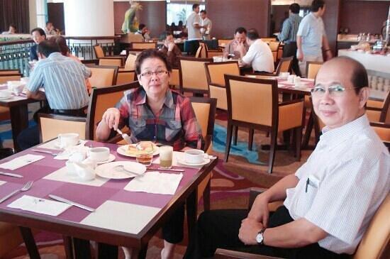 Hotel Ciputra Jakarta: Makan Pagi