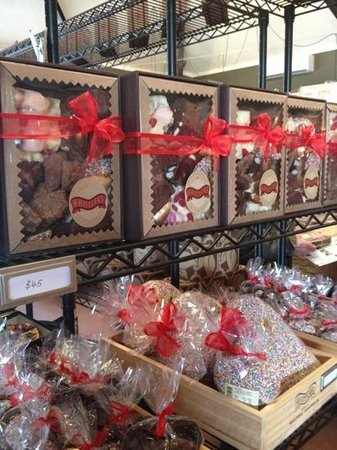 Whistlers Chocolate Co: Beautifully packaged products-perfect for gifts!