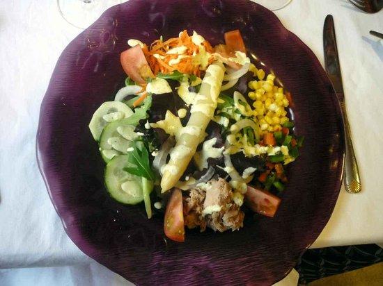 Dalmau: Salat