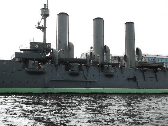"""Astra Marine Boat Tours: Panorama sulla barca (nave da guerra """"in pensione"""")"""