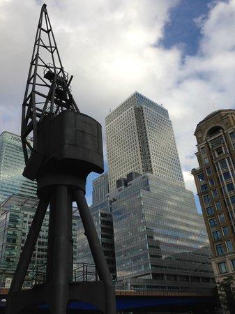 "VIA - Canary Wharf : View from ""VIA""!"