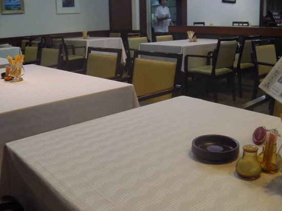 Yonago New Urban Hotel: レストラン