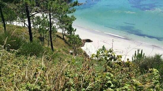 Galicia, España: Hacia el cabo d fisterre
