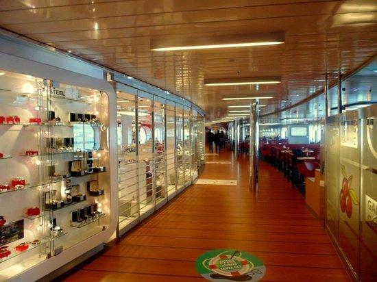 Inside The Stena Hollandica Picture Of Stena Line