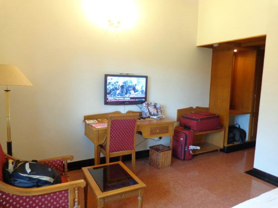 Quality Airport Hotel: Standard Room
