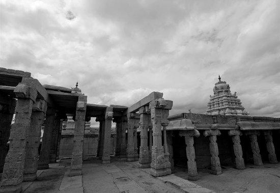 Lepakshi, Ινδία: Temple