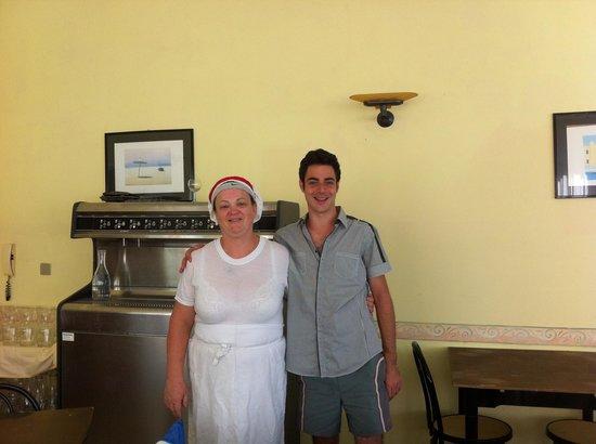 Hotel Brenta: Io è la super chef :)
