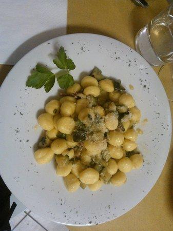 La Gusteria: Gnocchi di Patata