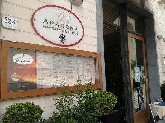 Gli Aragona: welcome