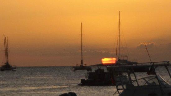 Mare Nuestro : tramonto..