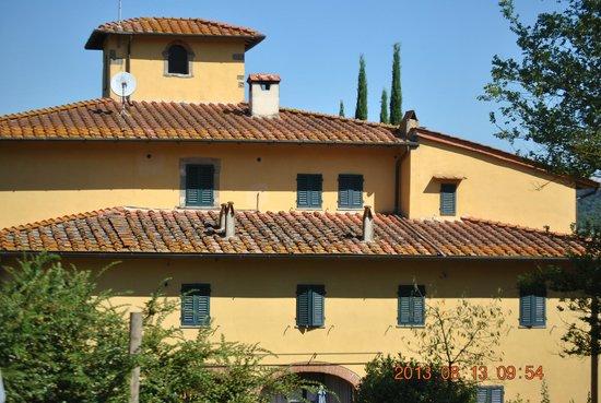 Villa il Cedro: villa