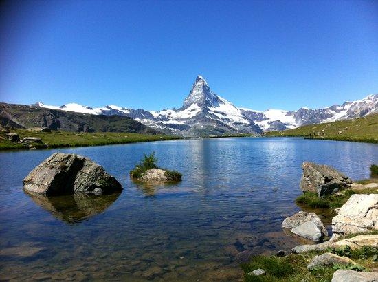 Alpenblick : Vue du Cervin