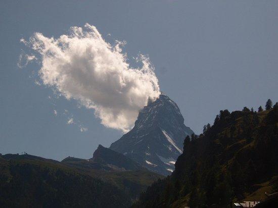 Alpenblick : Vue depuis la chambre 42