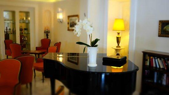 Grand Hotel Ambasciatori: Bar