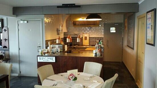 toog en terras Foto van Brasserie Restaurant Herestraat