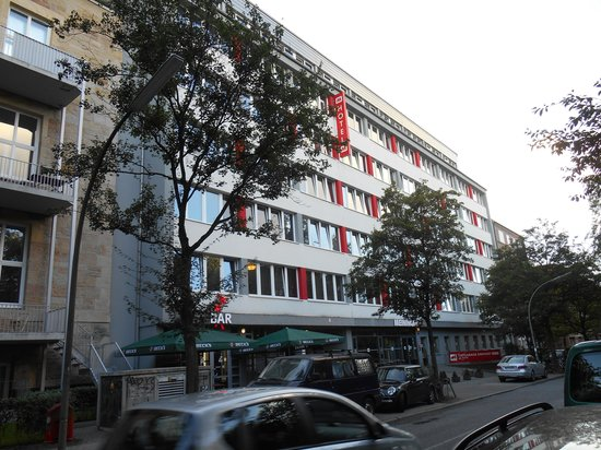 MEININGER Hotel Hamburg City Center: Aussenansicht