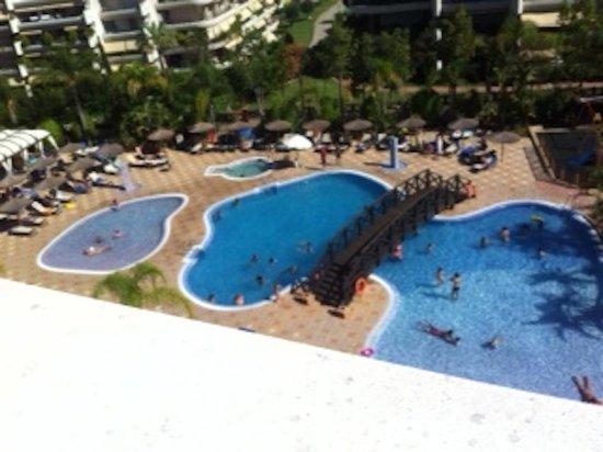 Barcelo Marbella: Vistas piscina zona Premium