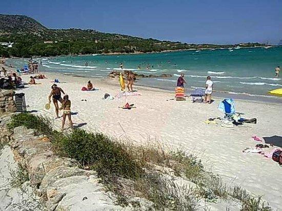 Spiaggia fine picture of park hotel porto istana porto for Hotel meuble park spiaggia