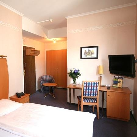 Crystal Hotel: Double room