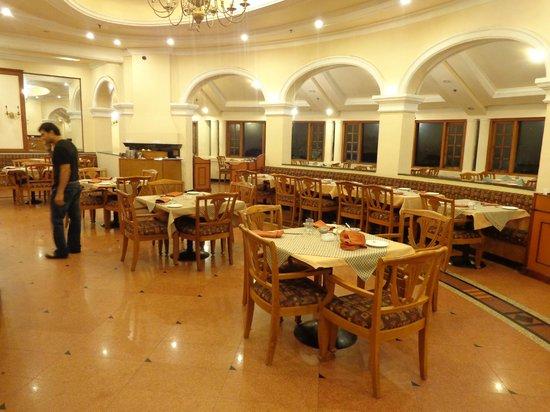 KTDC Tea County Munnar: Restaurant