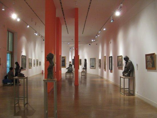 National Museum : Sal i Nationalmuseet