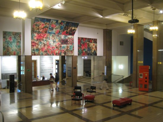 National Museum : Nationalmuseets foyer