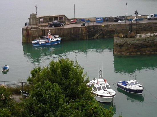 The Harbour: View from Balcony