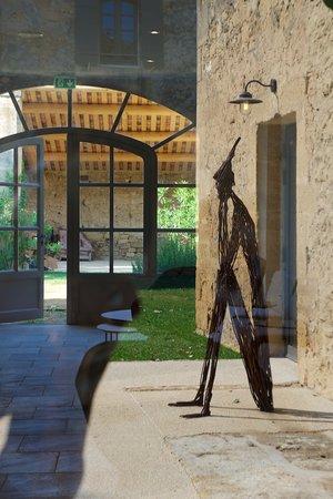 La Bégude Saint Pierre : Expostion de Sculptures