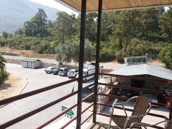 Lycian Hotel : room view