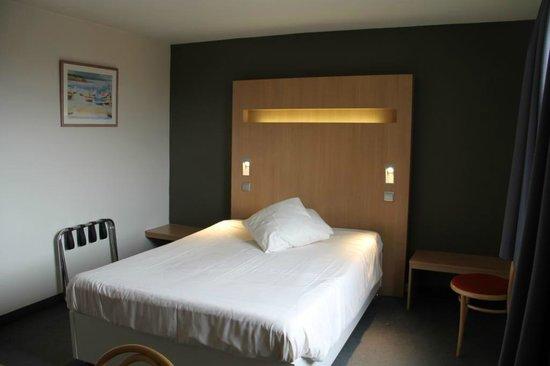 Concordia Hotel : kamers in hotel concordia
