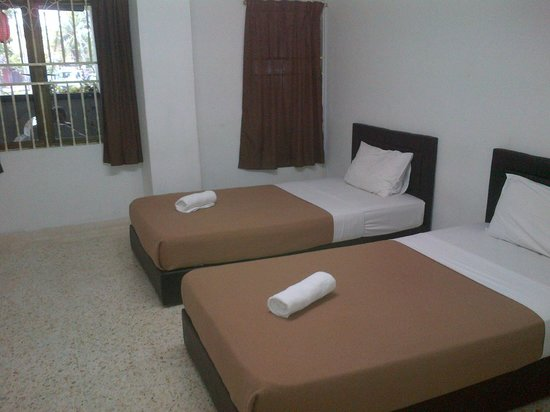 Casa Blanca Guest House: Rooms - very basic