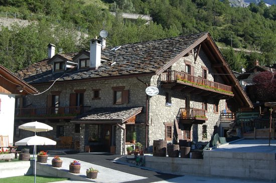 La Grange: Hotel