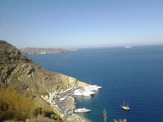 Hotel Niros Beach: Cretan sea