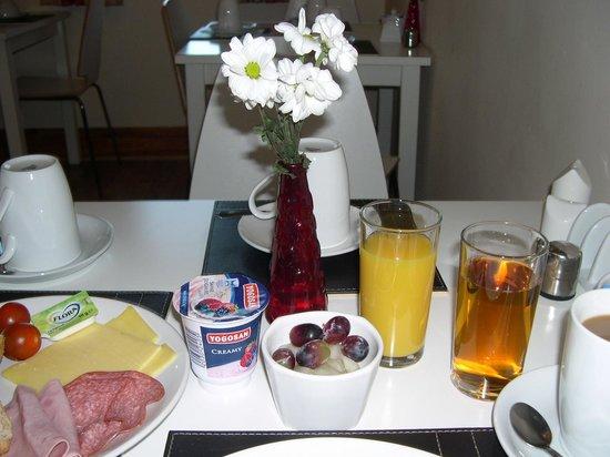 Malago Bed & Breakfast: Frühstück