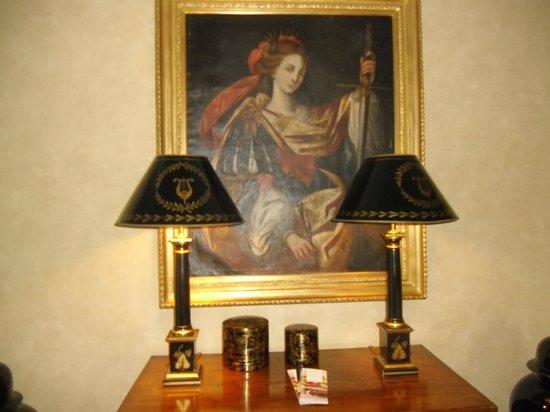 Hotel Real Palacio: ENTRADA HALL