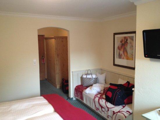 Hotel Der Brandstetterhof: Room