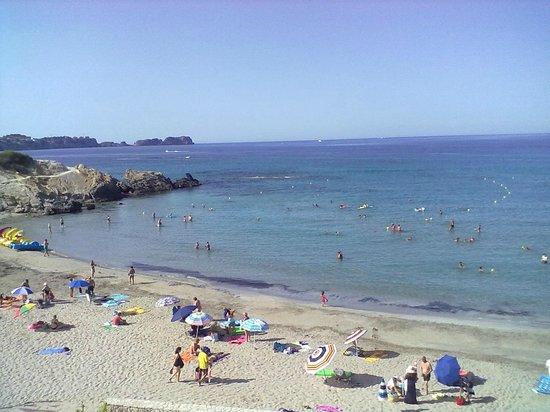 """Universal Hotel Lido Park: la spiaggia """" la romana """""""