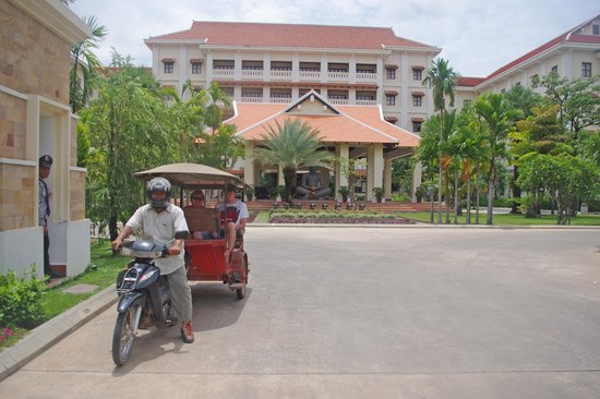 Royal Angkor Resort & Spa: Royal Angkor Hotel and Spa