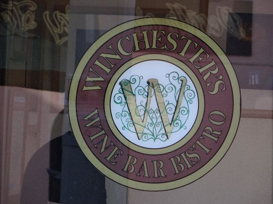 Winchester's Wine Bar: outside view