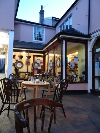 Winchester's Wine Bar: Old Fox Yard
