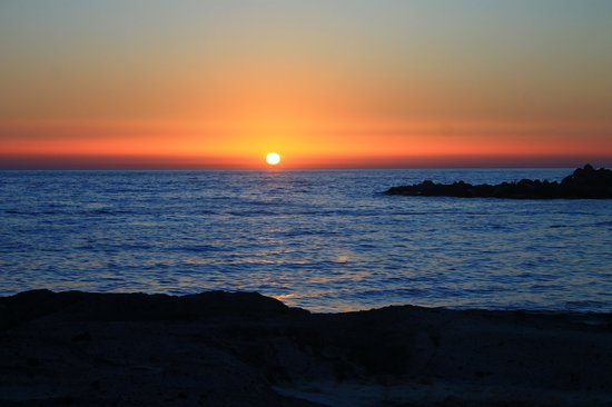 Su Dandaru: Sunset from the Marina