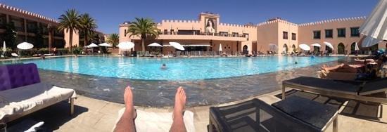 Adam Park Marrakech Hotel  & Spa: relaxing and peacfull