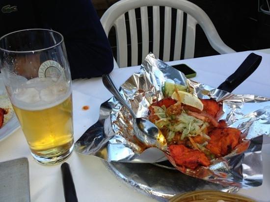 Restaurant Bollywood Tandoori : chicken tikka