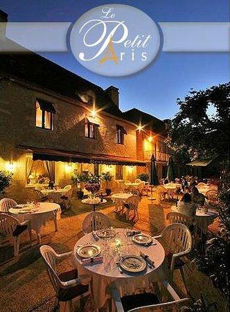 Restaurant Le Petit Paris Daglan