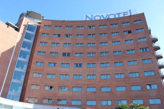 Novotel Venezia Mestre: O Hotel é novo