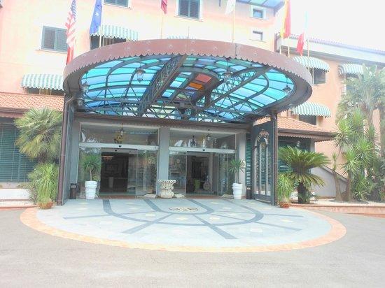 Hotel Orizzonte - Acireale : ENTRATA
