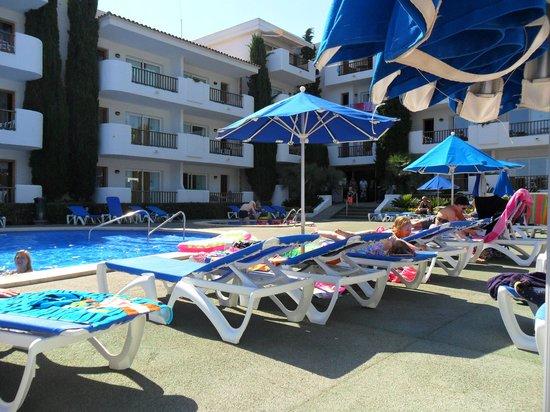 Inturotel Esmeralda Garden: Hotel Pool