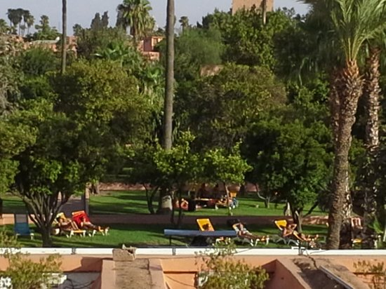 Sensimar Medina Gardens : vue de la chambre