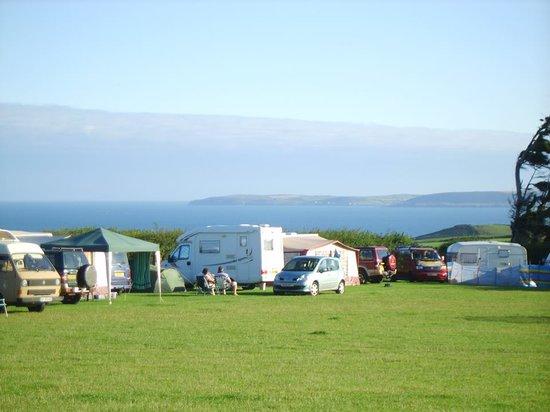 Westacott Farm Camping
