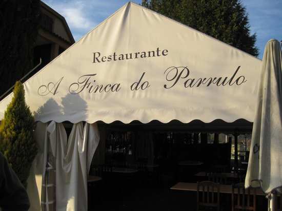 Ponteareas, İspanya: tent for events